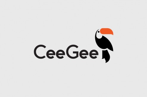 CeeGee Clothing design identity par Mash Creative 3