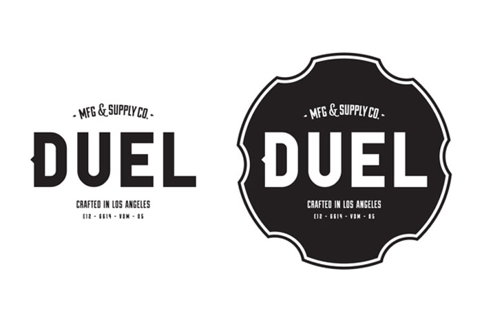 duel design packaging