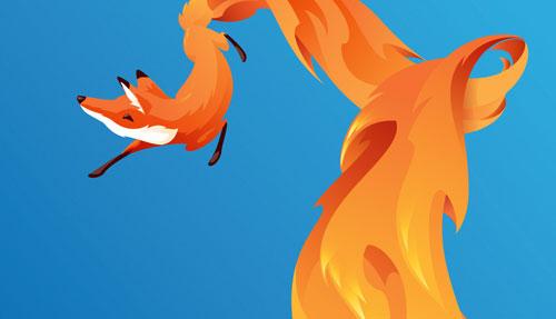 identité logo firefox