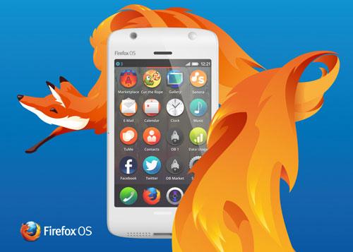 design firefox OS