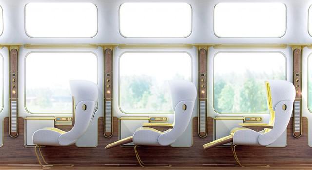 Eurostar Interior Design