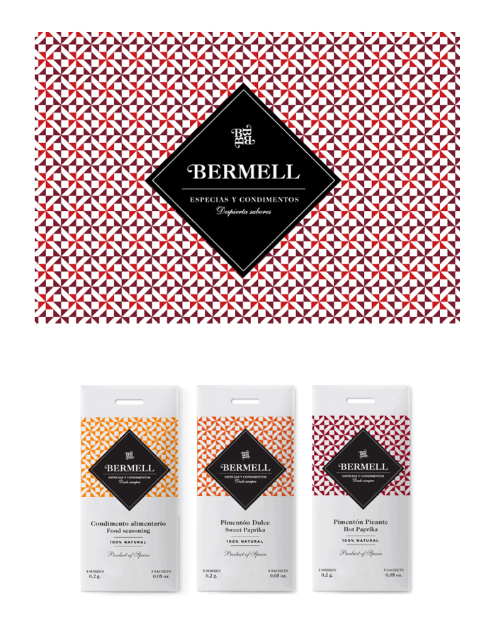 design packaging bermelle spain