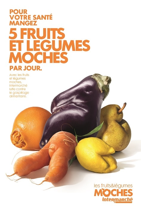 fruits moche publicité