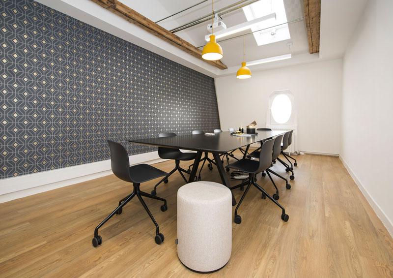 Nouveaux bureaux pour la startup le pot commun